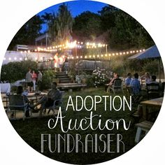Adoption Fundraiser Idea that raised $7,000 in one night! #adoption #adoptionfundraiser #fundraiser