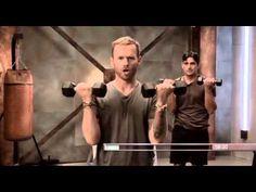 Bob Harper - Total Body Transformation Workout - 62 min. Боб Харпер - YouTube