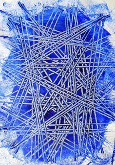 "Saatchi Art Artist Para Skevi; Painting, ""Untitled"" #art"