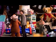 Top 5 Christmas Adverts of Barclaycard - Toys Ray Conniff, Christmas Adverts, Lounge, Tv Ads, Print Ads, Viral Videos, Advertising, Branding, My Love