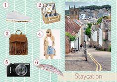 Eleven Oh Seven: Summer Getaway Holiday Essentials: UK Staycation