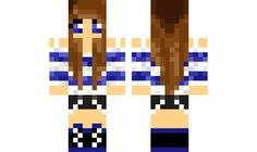 minecraft skin Blue-Spring-Girl Check out our YouTube : https://www.youtube.com/user/sexypurpleunicorn