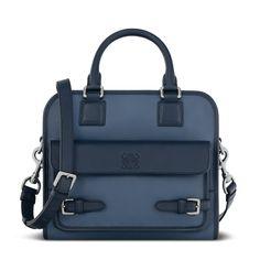 Loewe - クルスバッグ オーシャン/ネイビーブルー - Women's Bags