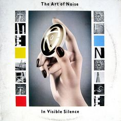 In Visible Silence  Art of Noise  Chrysalis BVF 41528  1986