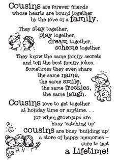 97 Best Cousins I Luv My Cousins Images Frases Cousins Friendship