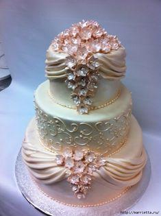 Самый красивый свадебный торт (47) (500x669, 177Kb)