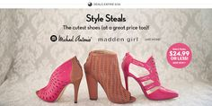 Style Steals from 6pm!  So many to choose from for $24.95 or less! - http://www.pinchingyourpennies.com/style-steals-from-6pm-so-many-to-choose-from-for-24-95-or-less/ #6Pm