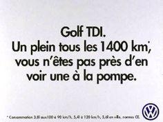 Golf TDI - Texte