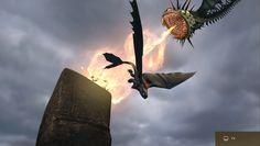 Susurro de la Muerte   Explora   Como entrenar a tu dragon