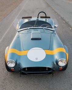 Shelby Cobra 289 FIA 50TH Anniversary.