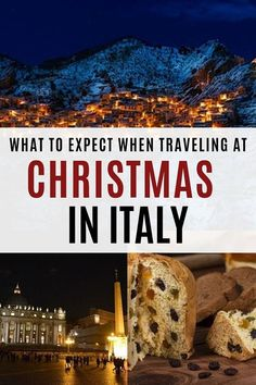 All you need to know to plan the perfect Christmas in Italy. Christmas weather in Italy Italian Christmas traditions you need to know closures Christmas food and more in this FREE guide by a local Travel Vacation List Holiday Tour Trip Italian Christmas Traditions, Italian Traditions, Christmas Weather, Christmas Travel, Christmas Christmas, Christmas Ideas, Weather In Italy, Festivals, Christmas In Italy