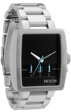 Nixon Axis Black Watch - The Coolest Watches from Watchismo.com