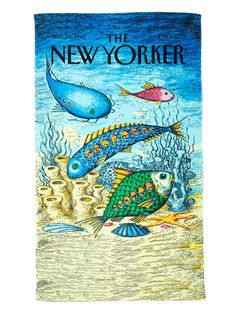 Home Source Collection Fish with People Inside Beach Towel $56 $29 Gilt