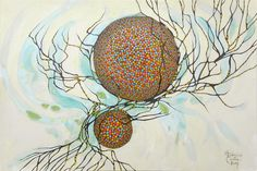 withered tree - big fruits - federico cortese