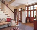 Newberry Park - Allison Ramsey Architects, Inc. | Southern Living House Plans. I love this doorway