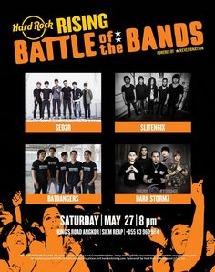Live Band, Competition, Battle, Events, News