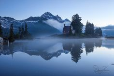 Morning Mist Over Elfin Lakes by Ding Ying Xu on 500px