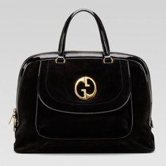 251818 Cem3t 1000 Gucci 1973 Large Top Griff Tasche mit Oval Gg Orn Gucci Damen Handtaschen