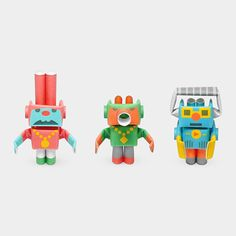 Love these! Also, this site has loads of neat and unusual things for kids :D
