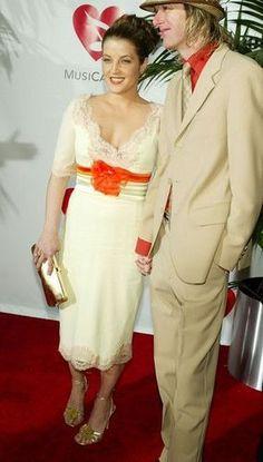 {*Lisa Marie Presley with husband Michael Lockwood a Lisa-Marie-Presley Photo*}