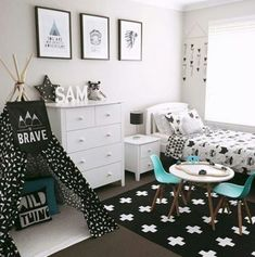 Kids Room Design Ideas with Brilliant Layout Design Kid Room Design Furniture And Accessories. Find the best nursery & kids bedroom ideas and designs to match your style. Browse through images of girls & boy bedroom decor and colours for inspiration. Boy Toddler Bedroom, Big Boy Bedrooms, Boys Bedroom Decor, Toddler Rooms, Baby Boy Rooms, Girls Bedroom, Toddler Boy Room Ideas, Decor Room, Childrens Bedroom