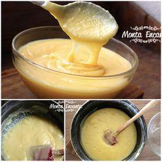 Que tal rechear seu próximo bolo com BABA de MOÇA? Receita de hoje, lá no Monta, vem aprender: http://www.montaencanta.com.br/sobremesa-2/baba-de-moca/