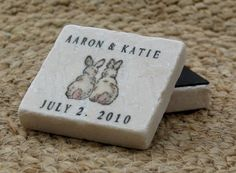 A Couple of Love Bunny Wedding Favors Save the by MyLittleChick Pastel Decor, Wedding Decorations, Wedding Inspiration, Easter, Unique Jewelry, Handmade Gifts, Bunnies, Eggs, Kid Craft Gifts