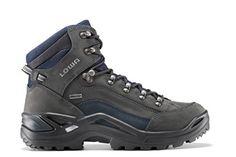 Lowa Renegade GTX Mid Hiking Boots - Men's - Sepia