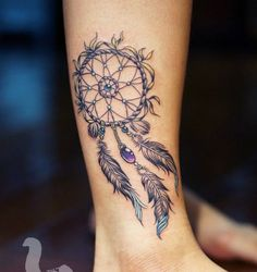 25 Wonderful Dreamcatcher Tattoo Designs and Meanings – Try Anyone at Least Once…