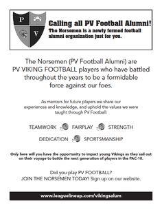 The Norsemen (PV Football Alumni)