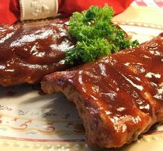 """Baby Back Ribs: """"Who would believe that a recipe with only two ingredients could be so amazingly delicious?"""" —Alphacook"""