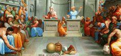 DESDE MI VENTANA: La Academia Platónica de Atenas
