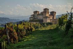 Castello di Torrechiara, Provincia di Parma