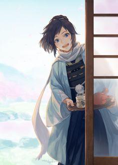 Touken Ranbu, 大和守安定, Yamato no Kami Yasusada