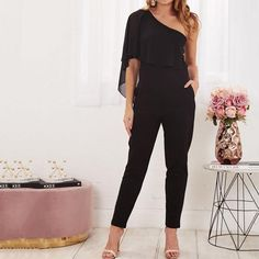 Sexy Backless Bodycon Jumpsuit SKU Material Polyester Occasion Date/Vacation/Daily Life Style Casual Gender Women Product no. Please Note All dimensions are measured manually with a deviation of 1 to Jumpsuit Casual, Bodycon Jumpsuit, Jumpsuit Outfit, White Jumpsuit, Ladies Jumpsuit, Summer Jumpsuit, Long Jumpsuits, Jumpsuits For Women, Overalls Women