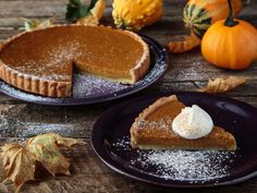 Pumpkin pie My Dessert, Cheat Meal, Oreos, Baked Goods, Food To Make, French Toast, Bakery, Food And Drink, Pumpkin