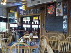 Blackbeard's Restaurant, Corpus Christi, Texas