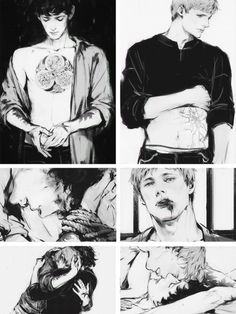 I don't ship Merthur but this is really beautiful