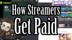 How Twitch & Hitbox (Now Smashcast) Live Streamers Get Paid! Twitch Streaming Setup, Game Streaming, Diy Desktop, Nintendo Switch System, Twitch Channel, Play S, How Do I Get, Live Tv, Social Media Tips