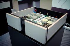 Vitus Audio MP-P201 Phono Preamplifier.