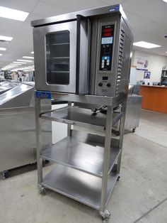 Duke Half Size Convection Oven with Mobile Stand 59 E3ZZ | eBay