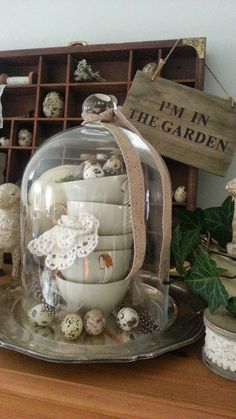 Shabby House and Garden: Dem Winter trotzen...