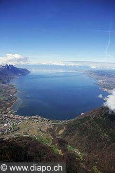 7482 - Suisse - le lac Léman