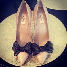 Valentino. So classic & feminine