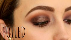 Deep Eyes- Makeup Tutorial  LOVE THIS LOOK!