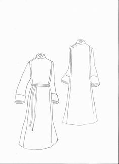 Vestment Patterns For Chausable, Dalmatic, Cassock-Alb and More!