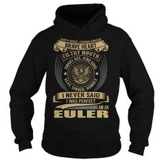 [Hot tshirt name printing] EULER Last Name Surname T-Shirt Free Shirt design Hoodies, Funny Tee Shirts