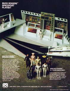 buck rogers vehicle | Introducing, Mego Buck Rogers Vehicles - 1981