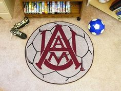 "Alabama A&M University Soccer Ball 27"""" diameter"