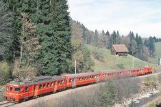 Bahn, House Styles, Switzerland